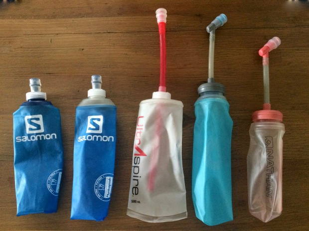 running water bottle flasks