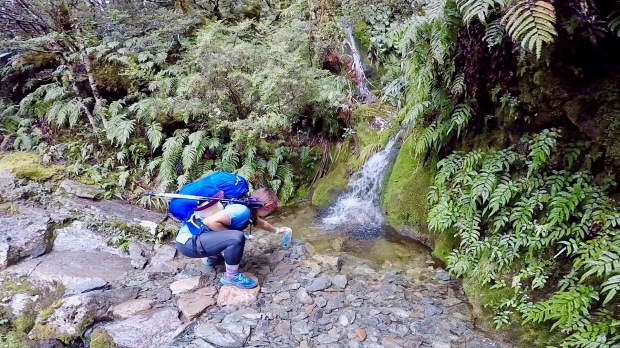 katadyn be free routeburn track NZ