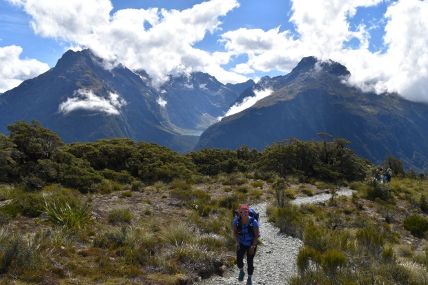 key summit routeburn
